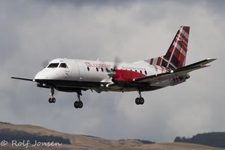 G-LGNH Saab 340B Loganair Glasgow Airport EGPF 24.03-18