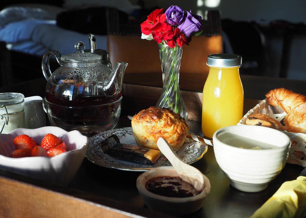 Breakfast at The Harrison Hotel, Belfast