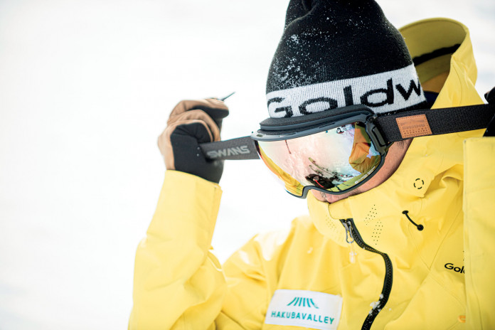 Swans – japonská klasika na  poli lyžařských brýlí