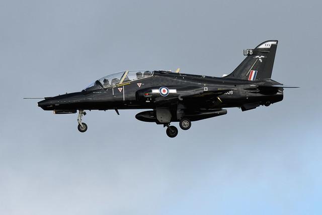 Hawk T2,  ZK026 / FB