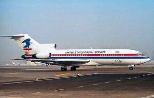 N416EX Boeing 727-51C USPS