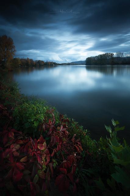 Couleurs sur la Saône