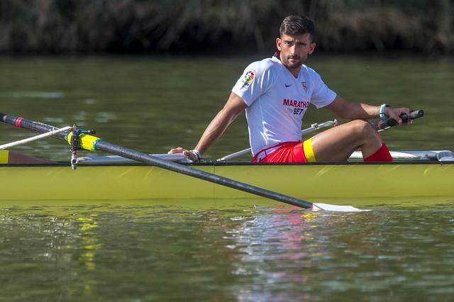 Patricio Rojas, en la pasada edición FOTO JJ Úbeda