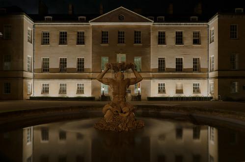 The original John Radcliffe hospital