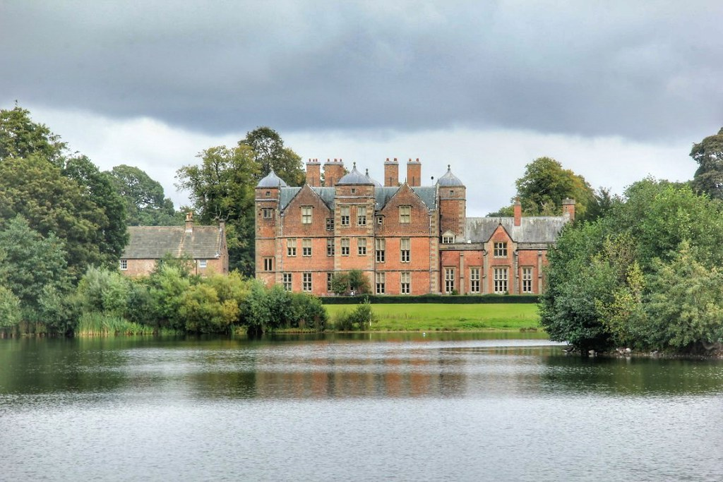 Kiplin Hall and Gardens, Durham
