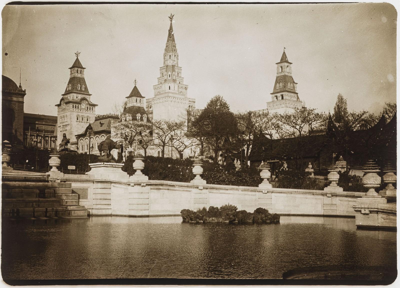 10. Павильон России