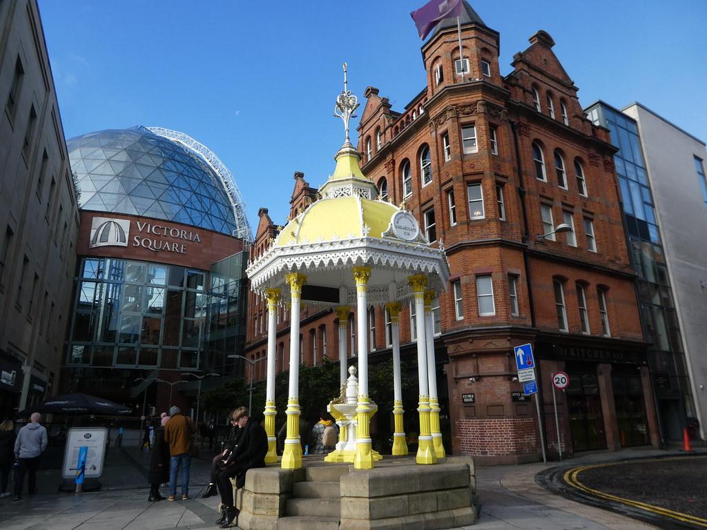Jaffe Fountain, Belfast