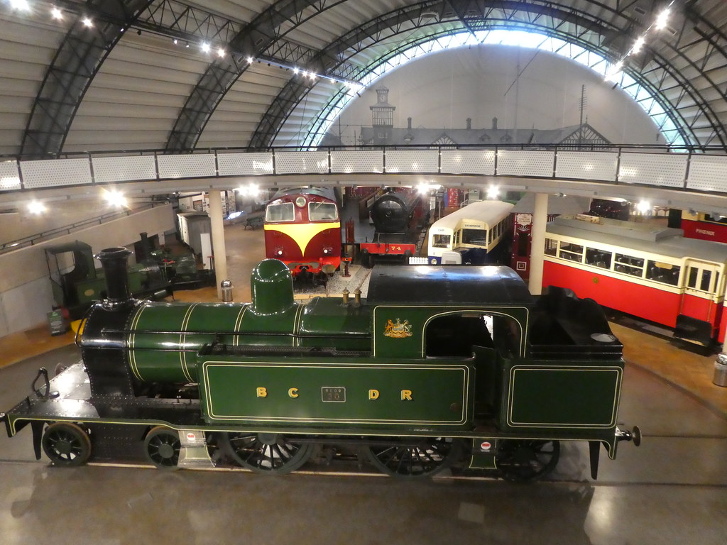 The Ulster Transport Museum