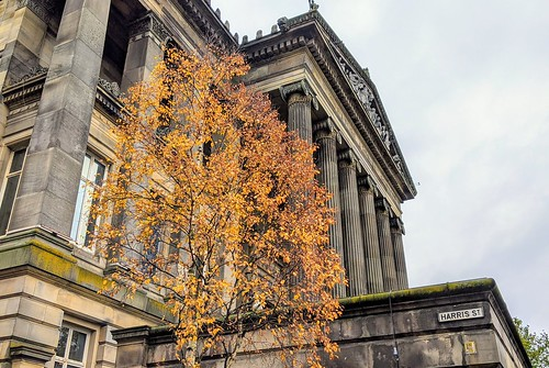 Autumn at the Harris in Preston | by Tony Worrall