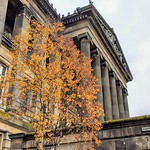 Autumn at the Harris in Preston