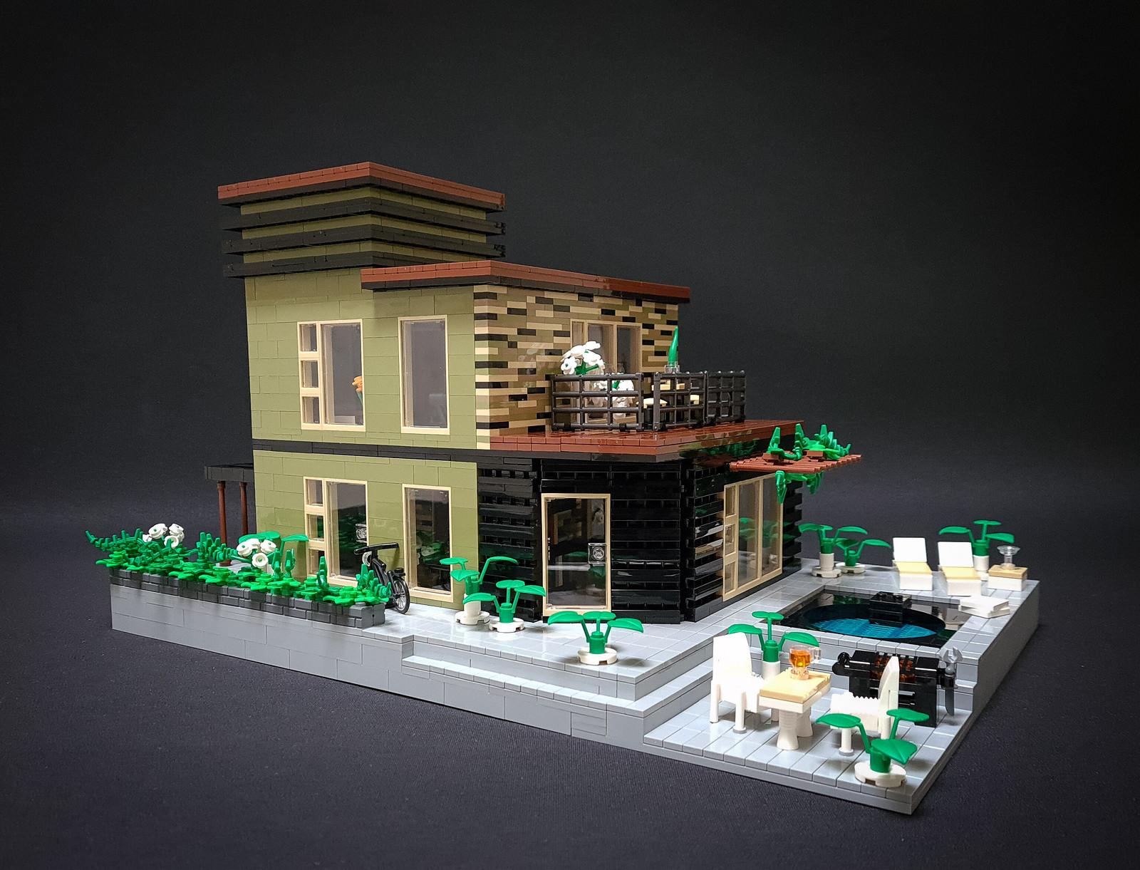 Greyplate House MOC II