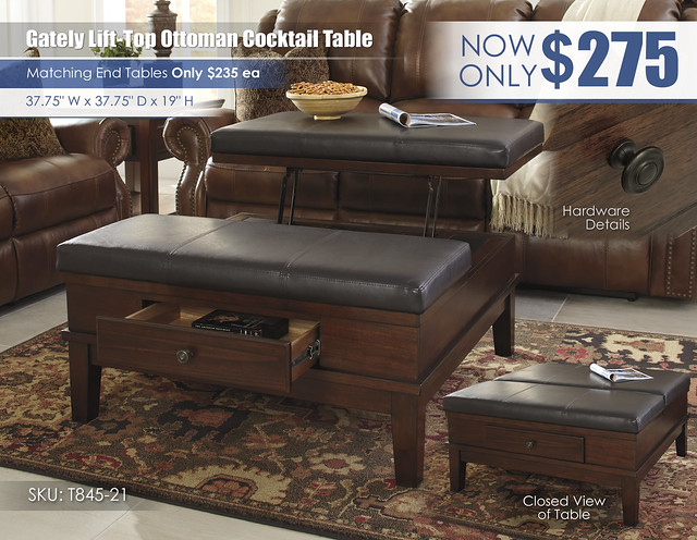 Gately Lift Top Ottoman Cocktail Table_T845-21-OPEN
