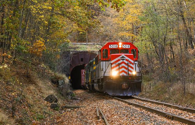 R&N MCQA Buck Mtn. Tunnel