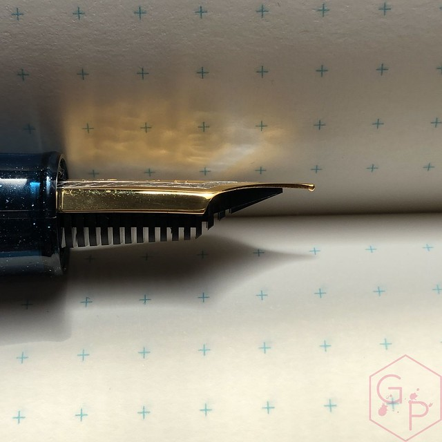 Sailor Pro Gear Cocktail Kure Azur Fountain Pen 12