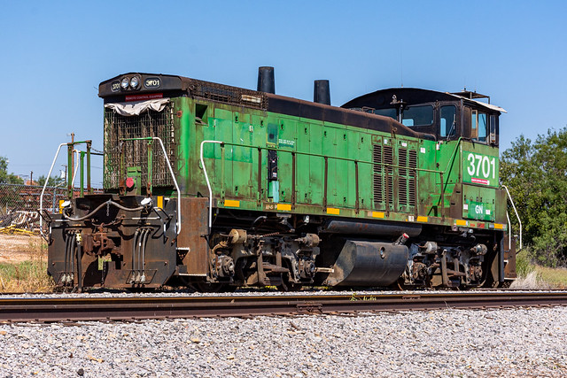 Switcher at Sweetwater