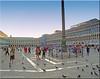 Venedig 2020 - Markusplatz (Piazza San Marco)
