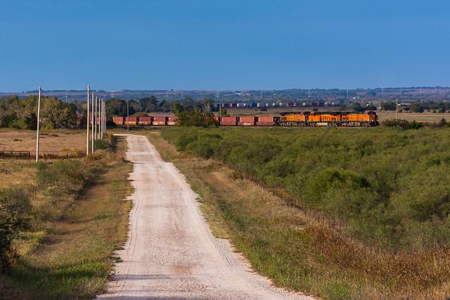 Big Views on the Transcon