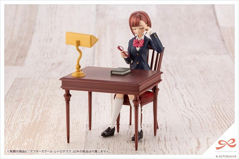 壽屋《創彩少女庭園》第二彈「小鳥遊曆」、「復古書桌」等商品情報公開!