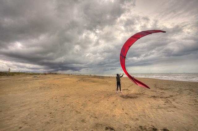 kite zeil