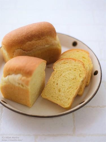シトラスミックス酵母のかぼちゃミニ食パン 20201021-DSCT7818 (2)
