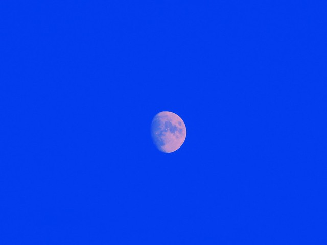 Moon from 27/10/2020 visibility 87%