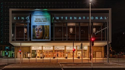 Kino International in der Karl Marx Allee