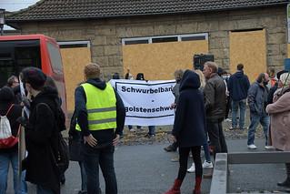Demo von Querdenken521