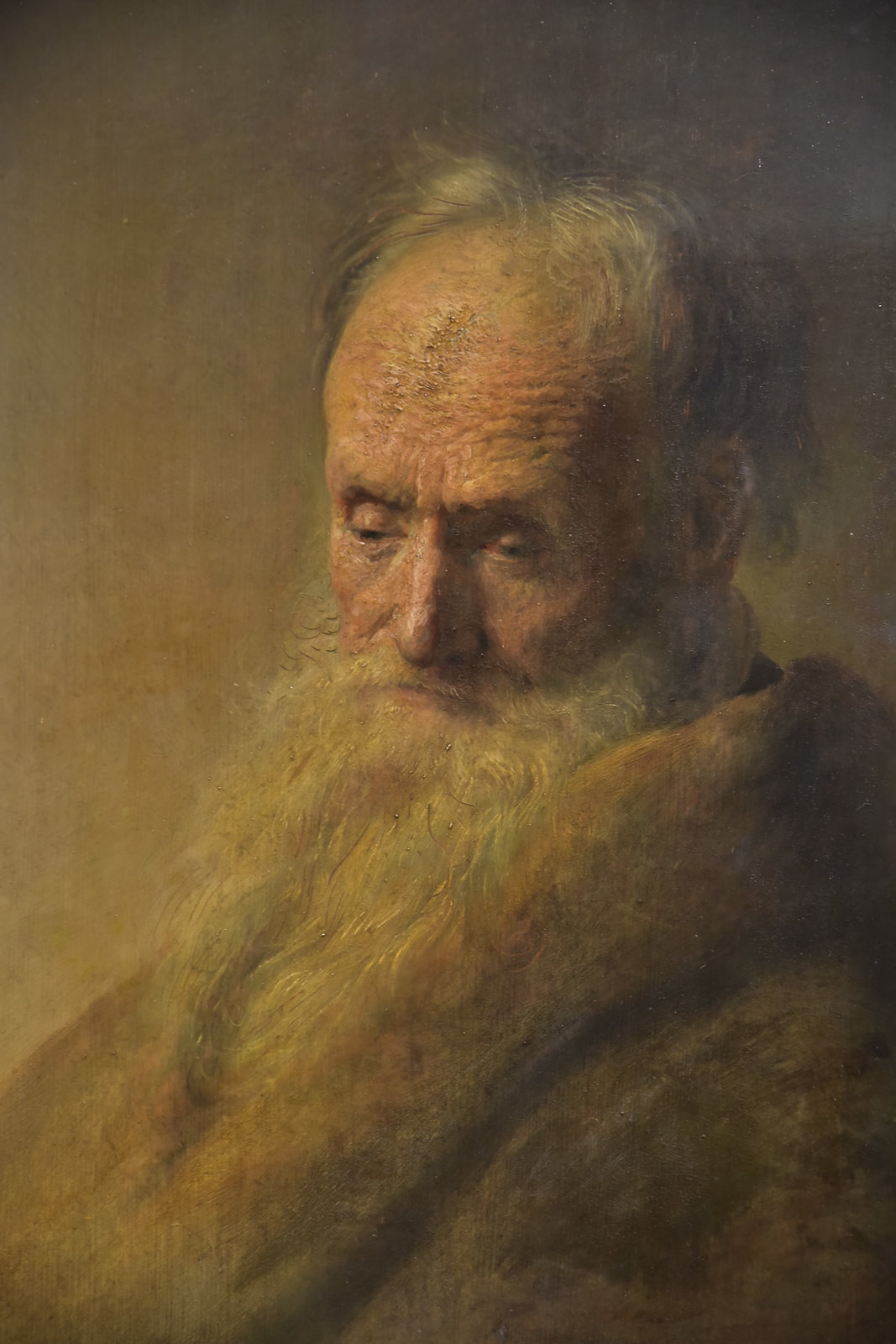 Rembrandt @ Národní galerie, Praha