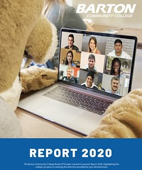 Community Report 2019 Cover