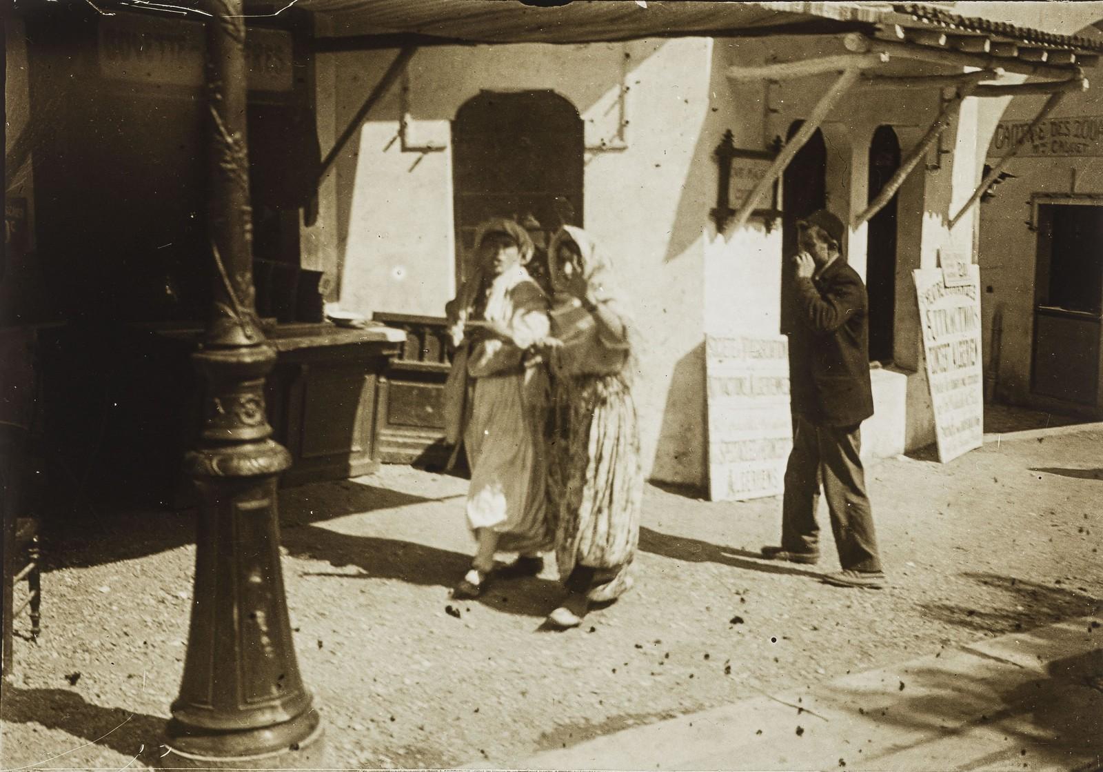 2. Паввильон Алжира