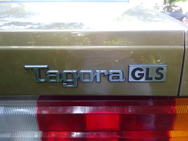 ZV-794-H TALBOT TAGORA 2.2 GLS  1981 / 2019