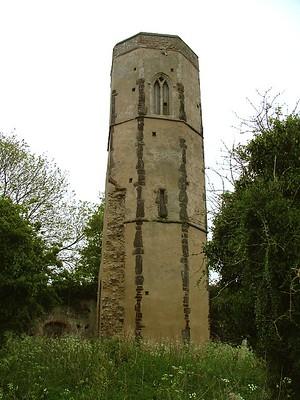 Edgefield old church