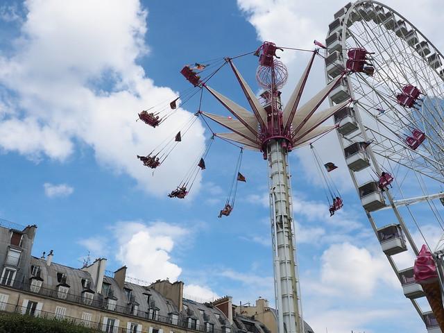 Air Swing et Grand Roue