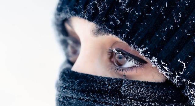 Arctic makeup