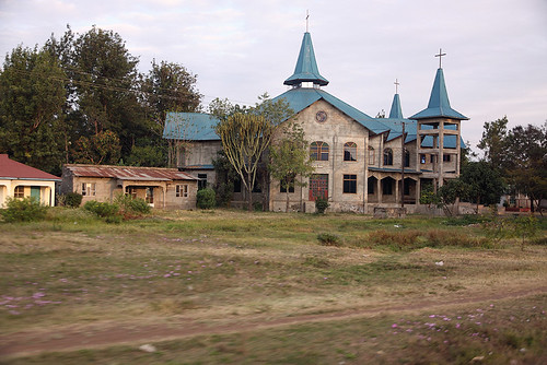 New church, Tanzania