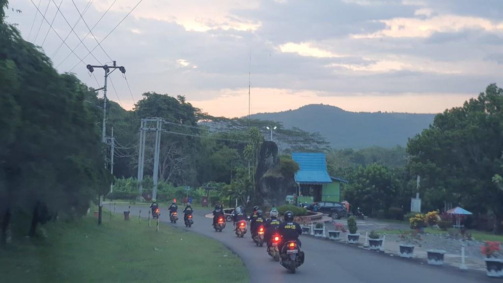 Touring Generasi 125 menjelajahi alam Kalimantan Selatan (5)