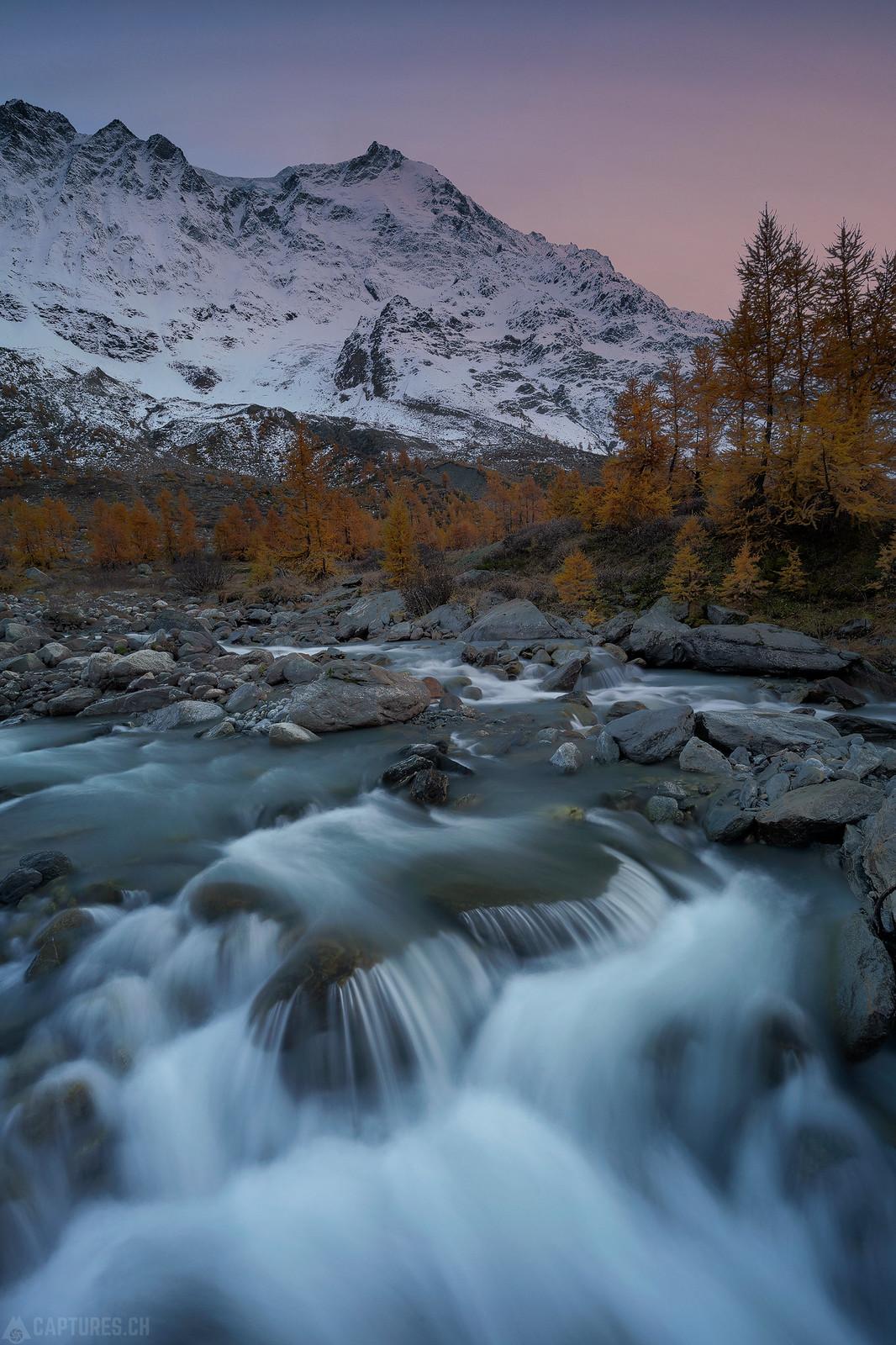 Water stream - Lötschental