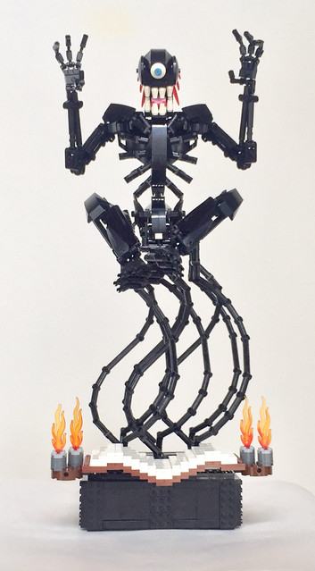 Spooky Skeleton Summoning!