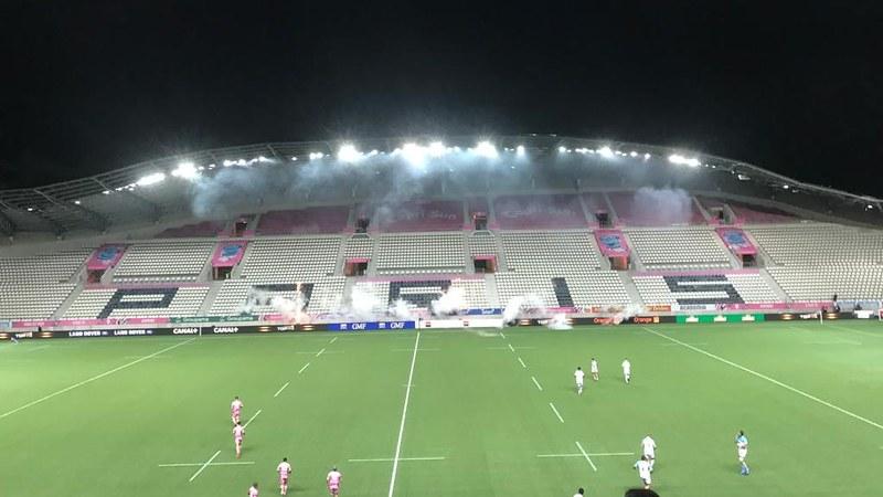 Stade vs Bayonne - 3 octobre 2020