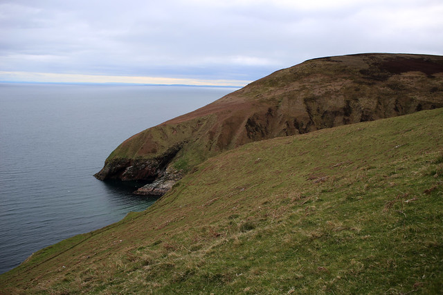 The coast south of Berriedale