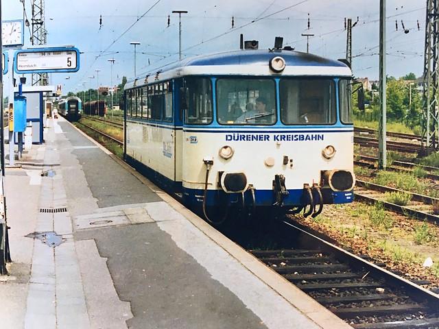 Uerdinger Schienenbus - Dürener Kreisbahn