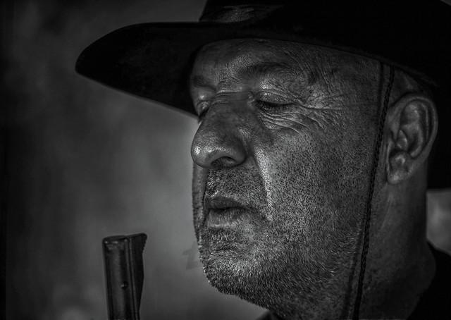 Personaje western