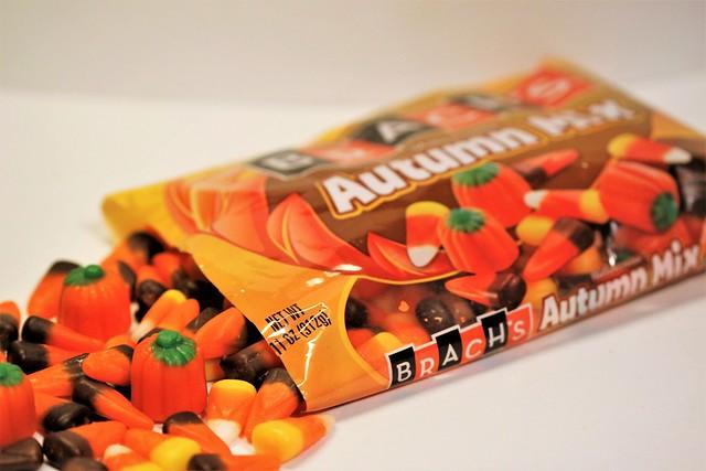 Autumn Mix ~ Candy Corn & Candy Pumpkins