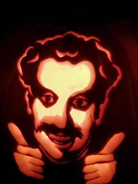 Borat pumpkin