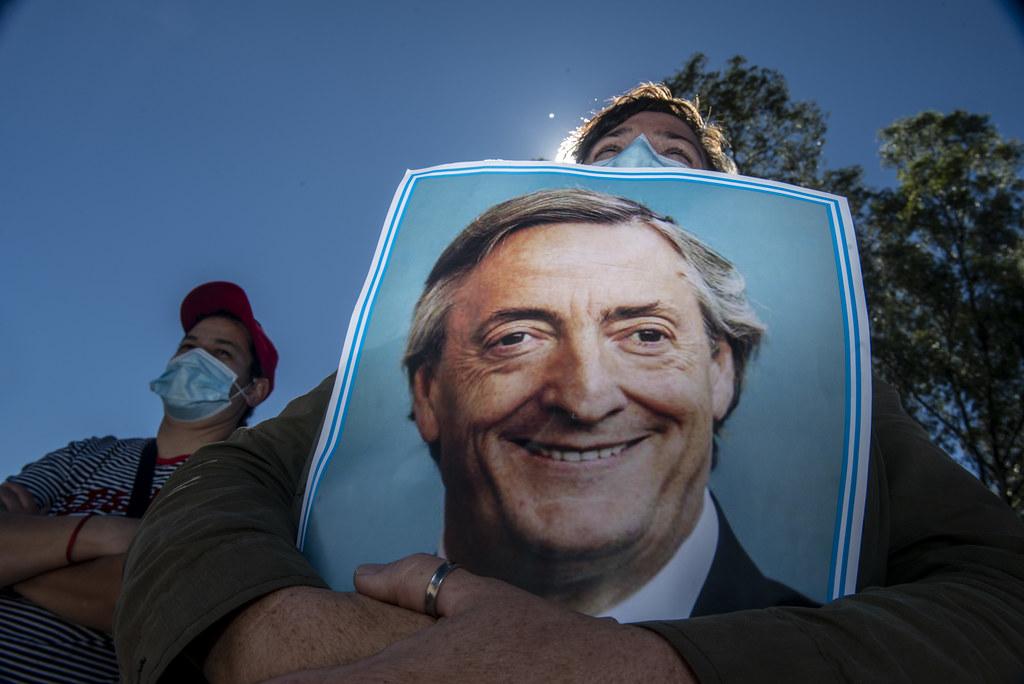 Homenaje del Ministerio de Cultura de la Nación a Néstor Kirchner