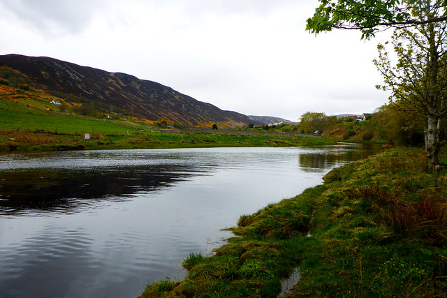 The River Helmsdale, Helmsdale