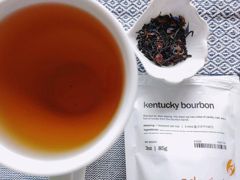 Kentucky Bourbon Black Tea