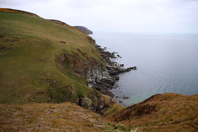 The coast north of Helmsdale