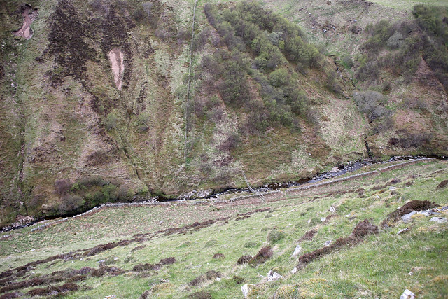 Ousdale Burn valley