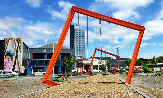 Urban Playground. Christchurch